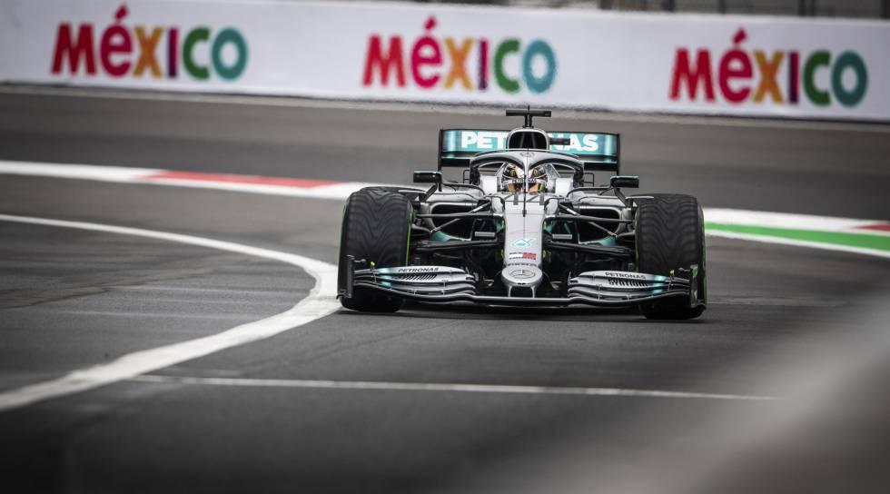 Cancelan Gran Premio de la F1 de México por COVID-19