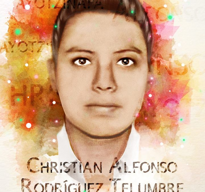 Identifican restos de normalista de Ayotzinapa