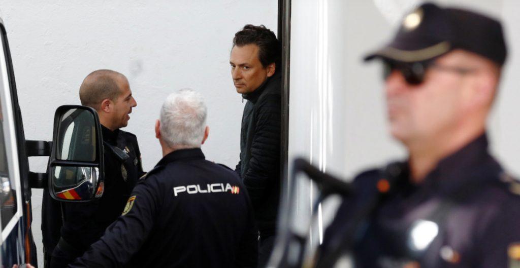 Lozoya sale de España para ser extraditado a México