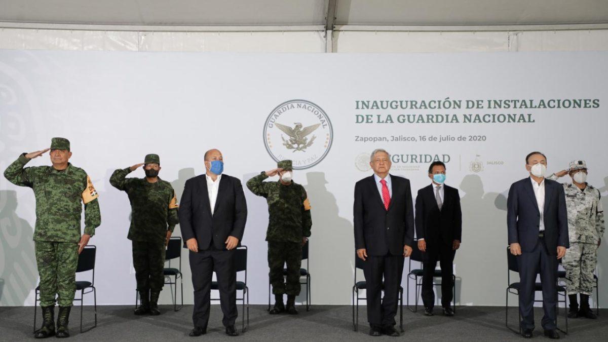 Tensa calma en Jalisco tras encuentro de AMLO y Enrique Alfaro