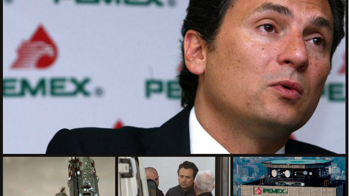 Emilio Lozoya, de director de Pemex a testigo protegido