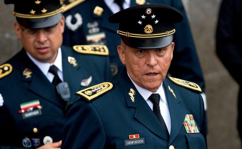 Detención del general Cienfuegos es lamentable: AMLO