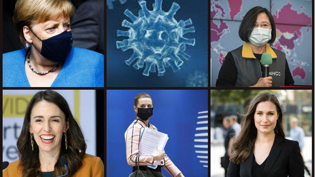 Países liderados por mujeres enfrentan mejor al COVID-19