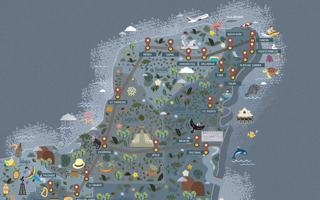 Tren Maya, entre los mejores proyectos de infraestructura y transporte