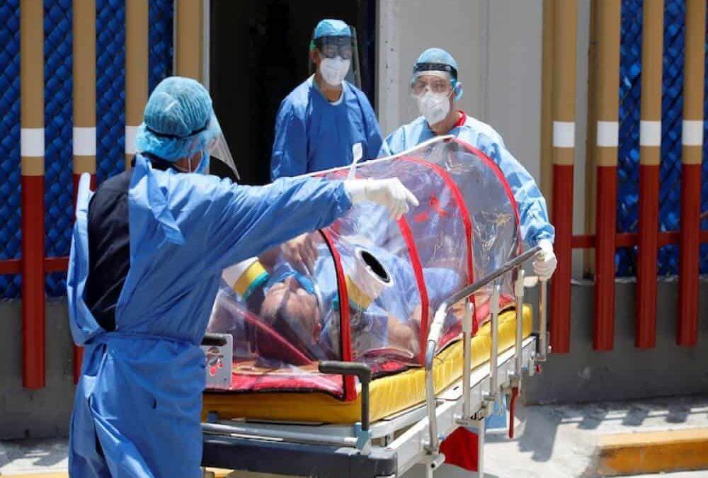 Suman 1,113,543 casos y 105,940 muertes por COVID