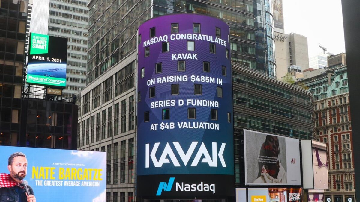Kavak levanta 485 mdd; alcanza valor de 4,000 mdd
