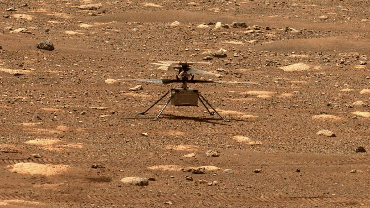 Ingenuity llega a Marte y hace historia