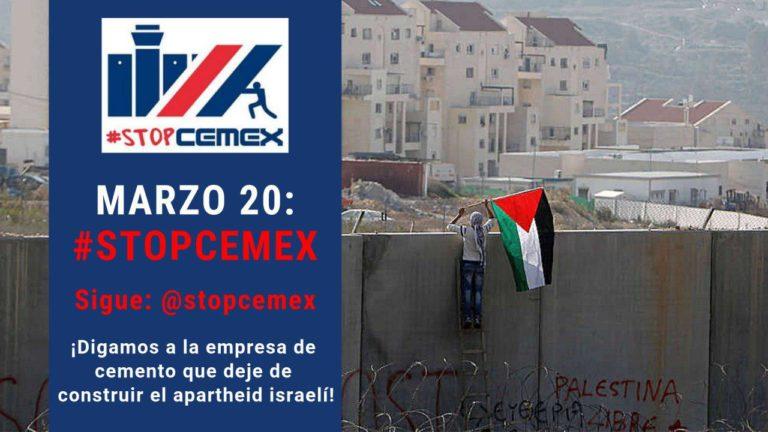 Cemex, la empresa mexicana involucrada en el conflicto entre Israel y Palestina