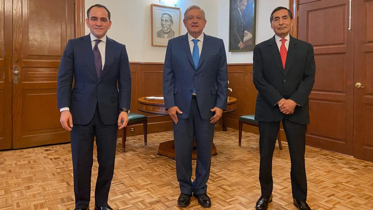 Herrera deja Hacienda y va por Banxico; llega Ramírez de la O