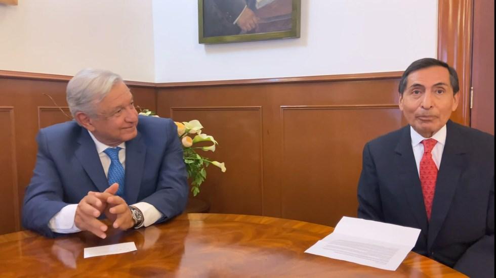 Nuevo secretario de Hacienda consolidará política económica: AMLO