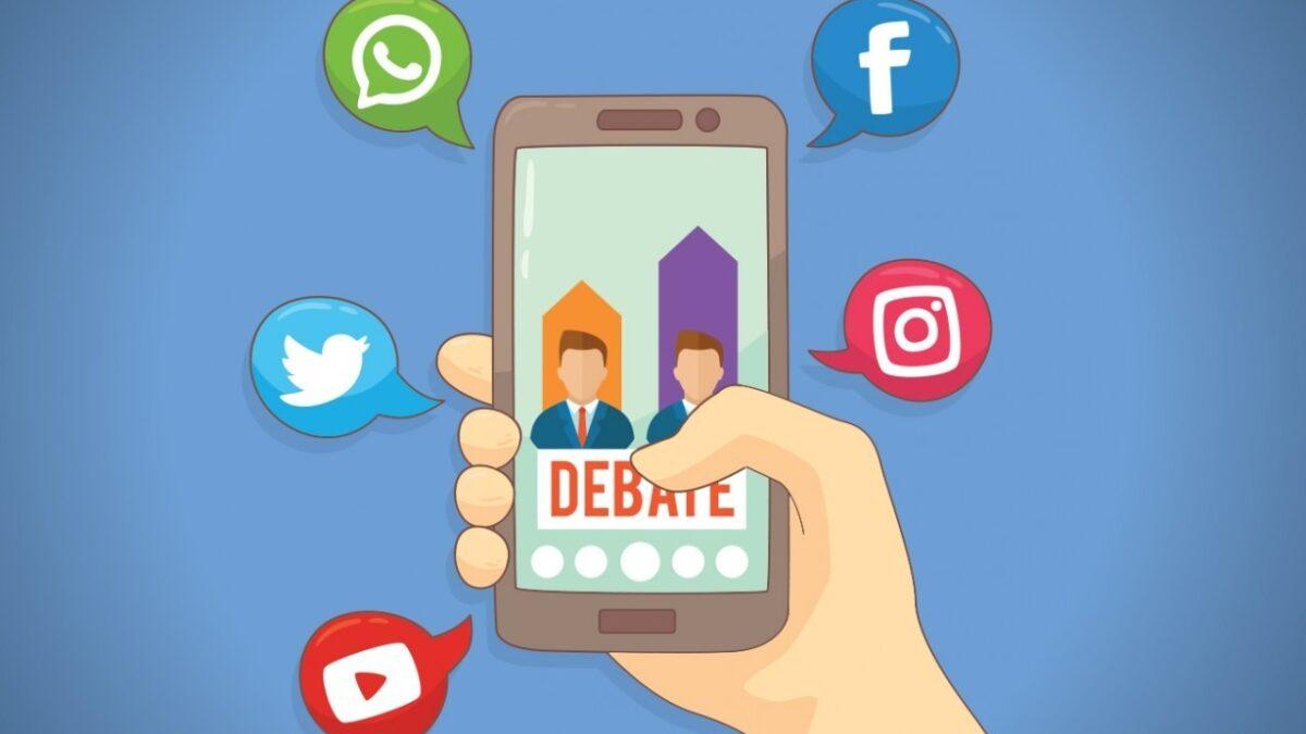 El peso de las redes sociales para la elección de 2021