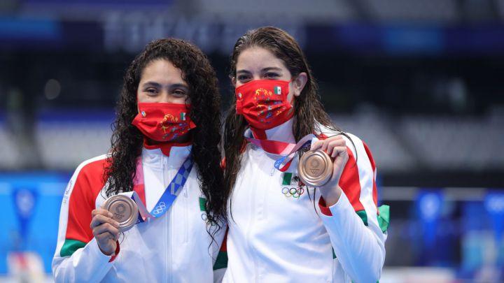 Clavados sincronizados dan la 2da medalla de bronce para México