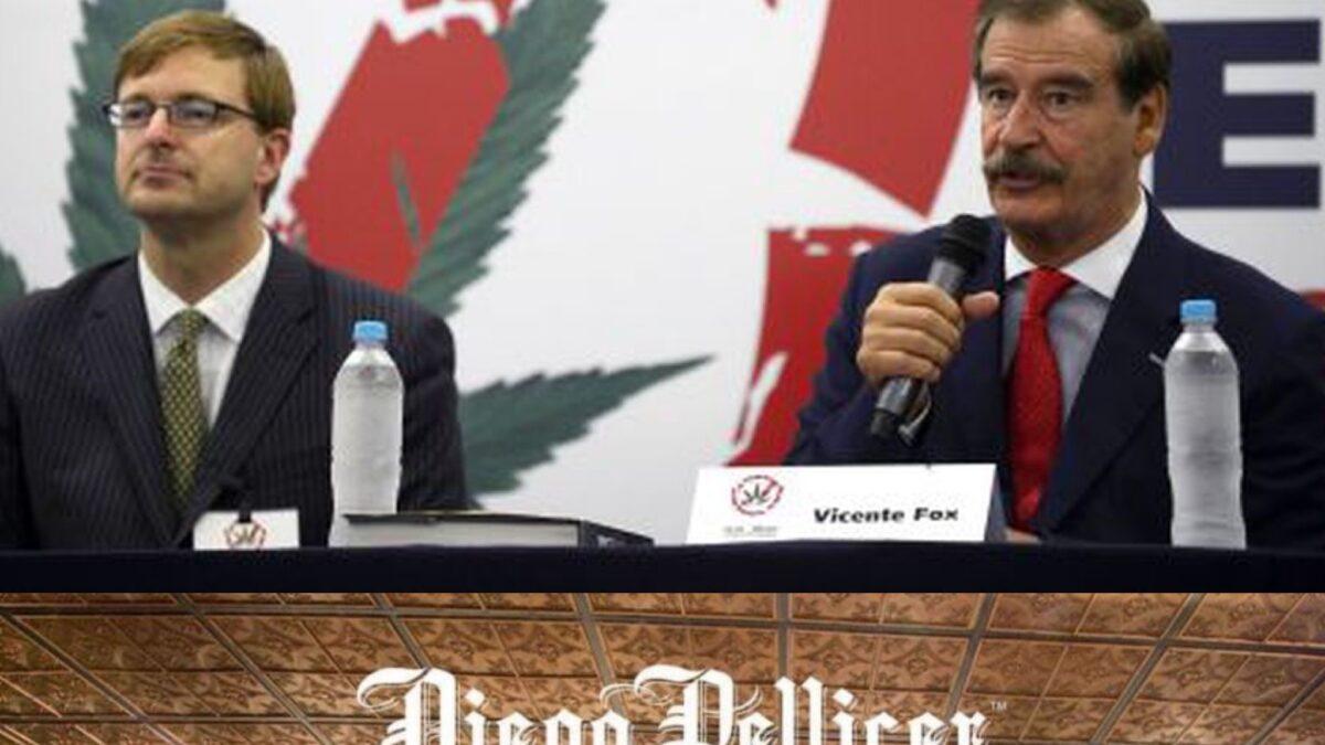'Diego Pellicer', la marca vinculada a Fox interesada en la marihuana