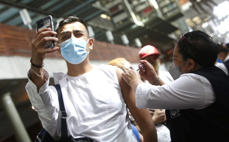 Habrá vacunación para menores de 12 a 17 años con enfermedades crónicas
