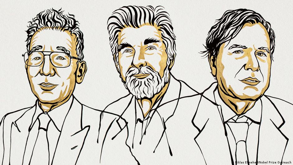 Japón, Alemania e Italia ganan el Premio Nobel de Física 2021