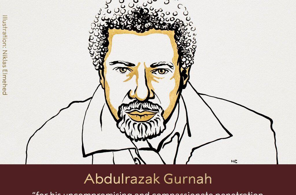 Tanzania se lleva el Premio Nobel de Literatura 2021